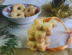 Biscotti di frolla all'arancia   In cucina con Mire