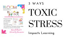 Toxic Stress and Trauma have a huge impact on developing brains. This video looks at 3 Ways Toxic Stress Impacts Learning. For teachers, parents and clinicians.