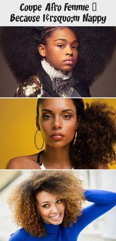 idée coiffure femme metisse cheveux crepus afro long dessus court sur le coté natty #cheveuxcrépus Afro Hairstyles, Hair Styles, Blog, Relaxed Hair, Afro, Natural Hair, Retro Hairstyles, African Hairstyles, Hair Plait Styles