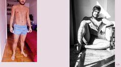 FLESH NEXT DOOR //// MODELO// RAFAEL BZ FOTOS// JOÃO MACIEL & RAFAEL MEDINA ESTILO// JERRY GILLI DIREÇÃO CRIATIVA// RAFAEL MEDINA TRATAMENTO// MARCO GOMES & RAFAEL MEDINA MODELO VESTE// ADIDAS VINTAGE (ACERVO)