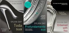 Trilogia Crossfire - Sylvia Day ~ Bebendo Livros