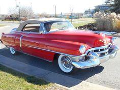 1953 Cadillac Serie 62 -