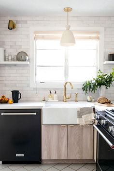 Check out an L.A.-based designer's kitchen remodel and find out all her tips for a successful renovation.