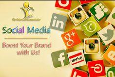 All you need to Boost Your Brand. #SocialMedia #SocialMediaMarketing #SocialMediaServices #DigitalMarketingServices #TYCC
