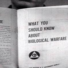 Bio warfare