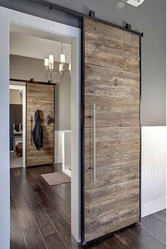 Inspiratie voor je interieur - schuifdeuren, schuifdeuren, draaideuren, glazen deuren, houten deuren