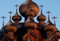 Arquitetura russa: Igreja da Intercessão na região de Leningrado - Notícias - Rússia - Voz da Rússia