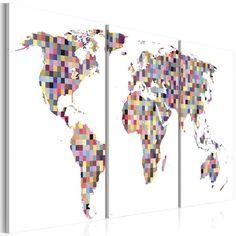 Quadro - Digital World