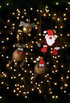Addobbi albero di Natale fai da te: decorazioni