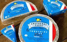Shepherds Purse Cheeses « Creative Agency, Branding & Packaging Design | Leeds