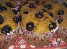 Zdravé dezerty – příprava, suroviny, druhy receptů   NejRecept.cz Diet Recipes, Food And Drink, Breakfast, Fitness, Cupcake, Morning Coffee, Cupcakes, Cupcake Cakes, Skinny Recipes