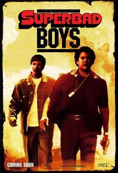 Superbad Boys