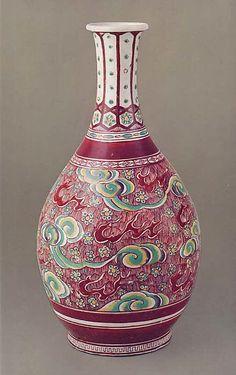 Japan Porcelain Wine Bottle. Edo period (1615–1868) Date: 1660–70