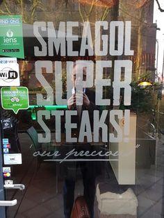 nice 3523: SMEAGOL STEAKS