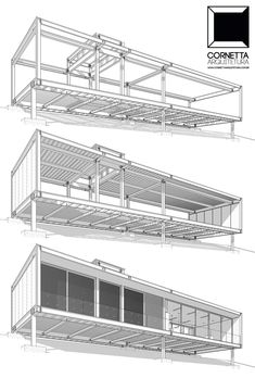Building A Container Home, Container Buildings, Container Architecture, Steel Frame House, Steel House, Prefab Homes, Modular Homes, Architecture Details, Modern Architecture