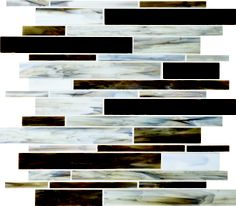 Daltile Serenade Broadway Mosaic From SouthCypress.com.