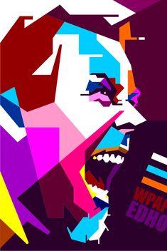James Metallica wpap edho by edhoartwork on DeviantArt James Metallica, Metallica Art, White Art, Black And White, James Hetfield, Arte Pop, Pop Art, Abstract Art, Digital Art