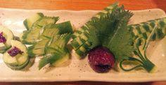 Cucumber at Toribozu in Yokohama