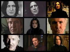 Fan Art of alan roles for fans of Alan Rickman. alan beauty