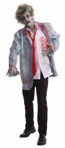 Men's Zombie Man Costume, Multi-Colored, One Size Forum http://www.amazon.com/dp/B004Q2M5YM/ref=cm_sw_r_pi_dp_ed-Kub0Q4681M