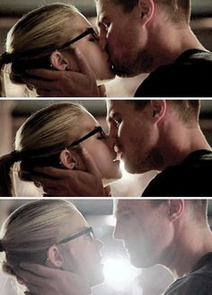 """""""Don't ask me to say that I don't love you."""" #Olicity ♥♥♥ /// I'M DEAD I AM SO DEAD I CANNOT SOMEONE HELP ME << YES SEND HELP IMMEDIATELY THIS IS A CODE REDDD"""