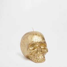 Skull Candle - Candles - Decoration   Zara Home Sweden