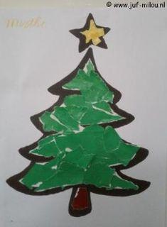 Dit knutselwerkje is maar 1 van de vele die we hebben in het thema kerstmis, bezoek Juf Milou voor nog meer knutselwerkjes.