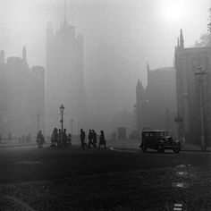 Frederick Wilfred - London 1950s