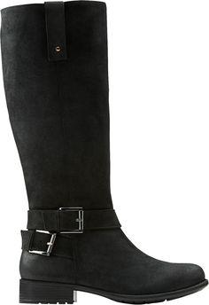 Clarks Plaza Steer women's boots (Black)
