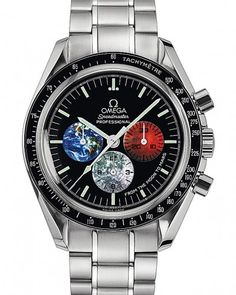 Omega Speedmaster Professional From the Moon to Mars Amazing Watches, Beautiful Watches, Cool Watches, Watches For Men, Men's Watches, Wrist Watches, Vintage Omega, Vintage Rolex, Omega Railmaster