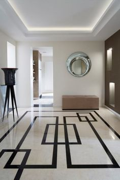 Floor Tile Design Wooden Floor Home Interior Design 15 Floor Tile Designs For The Foyer Foyer Flooring, House Design, Ceiling Design Living Room, Marble Design, Flooring, Floor Tile Design, Tile Design, Floor Design, Modern Tiles