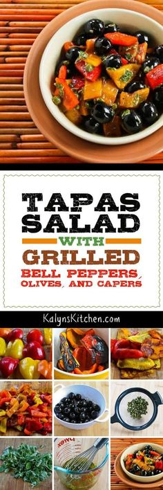 This Tapas Salad is