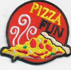 Cub Boy Girl Scout Fun Badge Patch ~ Hot Rod Ride