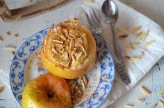 Süßer Advent: Bratapfel mit Käsekuchen-Nutella-Füllung | Bookatable Blog