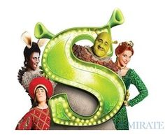 Tickets for The Shrek The Musical premium sets