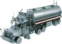 Model samochodu Truck Cysterna