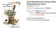 DIY Natural Herbal Home Remedies - Home Remedies from Culinary Herbs - Safe Herbal Uses and Recipes