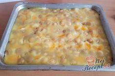 Příprava receptu Dokonalý studený dort s krémem ovocem a želé, krok 3 Cheeseburger Chowder, Macaroni And Cheese, Ethnic Recipes, Mac And Cheese
