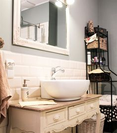 Vintage meets industrial bathroom | live from IKEA FAMILY