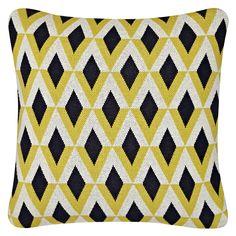 Awesome geo cushion