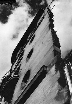 """I photograph the things that I do not wish to paint, the things which already have an existence""  Man Ray, Boulevard de Raspail, Paris, 1930"