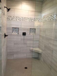 Fresh small master bathroom remodel ideas on a budget (14. Tile  ShowersBathroom ...