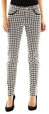 LOVE this damn pattern. Houndstooth Pants