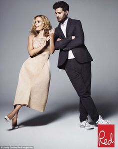 Gillian Anderson & Jamie Dornan