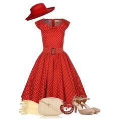 """Vintage Elegance #2"" by ciribiricoccola on Polyvore"