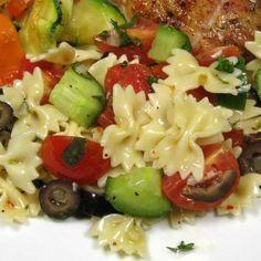 Jamie Oliver's Best Pasta Salad Recipe