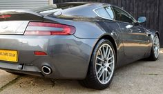 ASTON MARTIN V8 VANTAGE – PRODRIVE PERFORMANCE EDITION - Old Colonel Cars