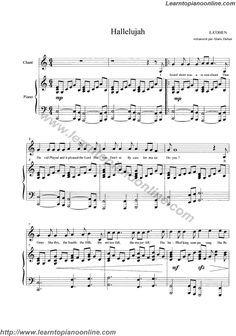 Hallelujah easy piano   zzounds.