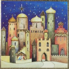 'Star of Bethlehem' (10 pack of Christmas cards) - Feel great knowing that 100% of the profit from our cards goes on to fund our life-saving work.