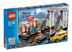 Lego City Train Station ile şehrinize bir tren istasyonu inşa edin. Oyuncak tren istasyonu 5-12 yaş çocuklar için tavsiye ediliyor.  http://www.lego.gen.tr/lego-city-train-station/